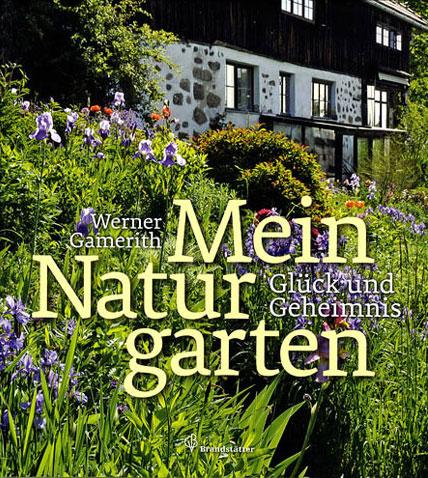 Buchcover Mein Naturgarten