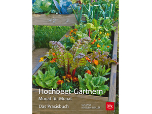 Buchcover Buch Hochbeet Gärtnern