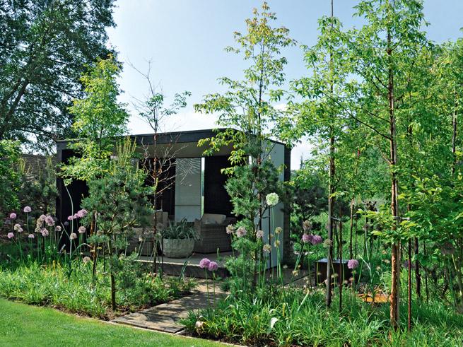 Kosten Der Gartengestaltung Zwei Beispielgarten Gartenflora