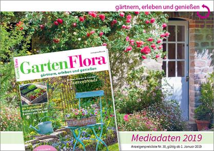 Mediadaten Und Anzeigen Gartenflora