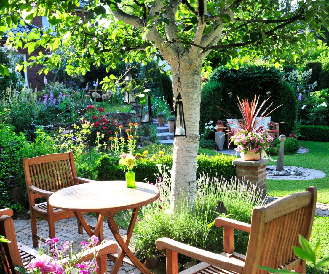 Gartenmöbel im Trend   GartenFlora