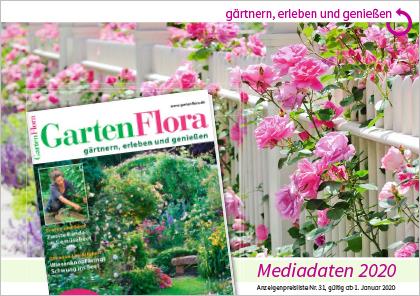 GartenFlora Mediadaten 2020