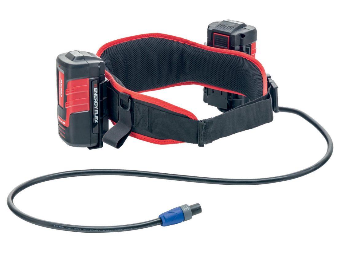 AL-KO Akkugürtel BB40 mit Kabel für den Adapter