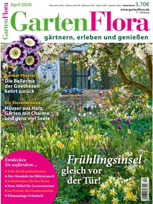 Titel GartenFlora April 2020