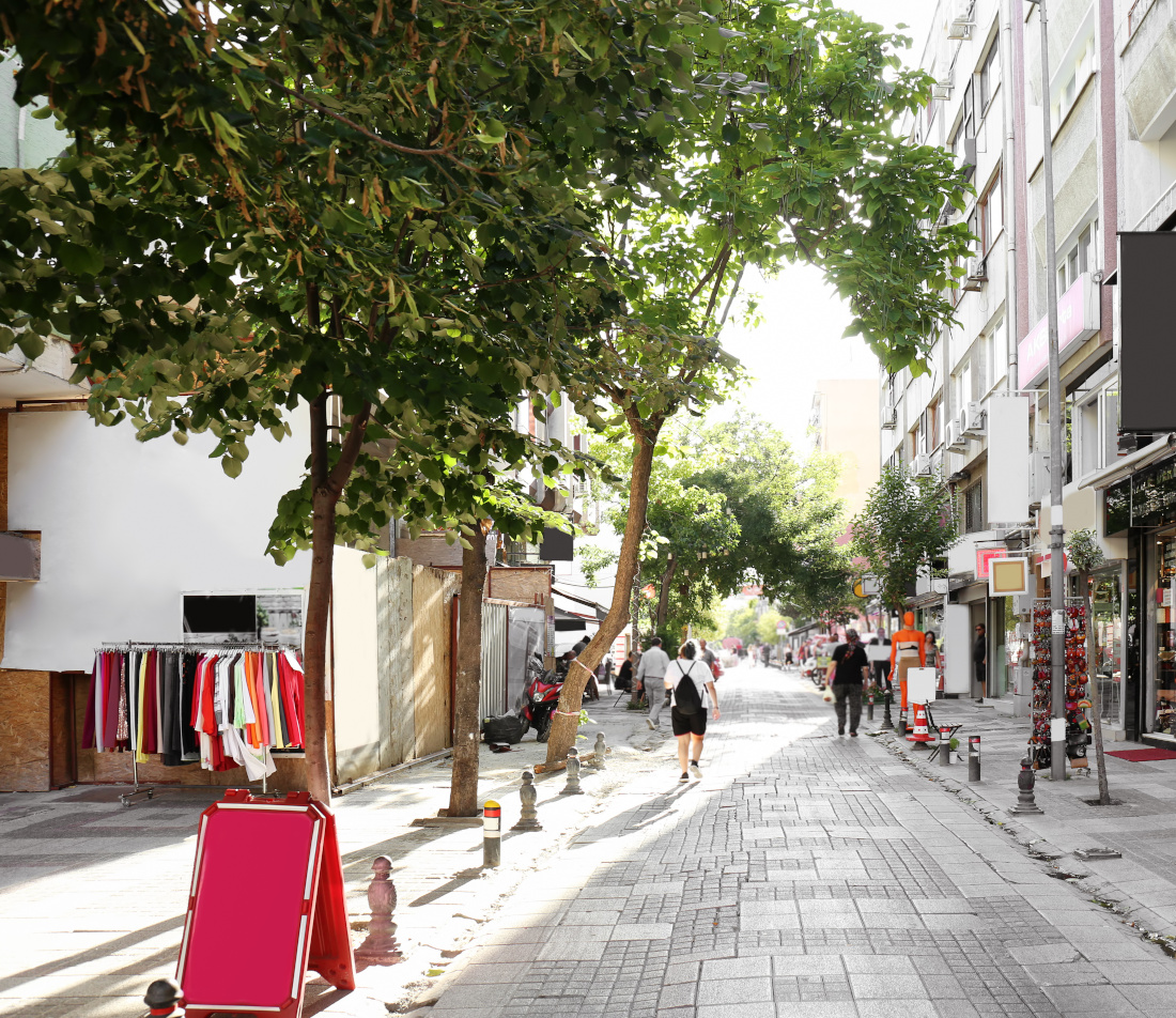 Straßenbaum gießen Foto: AdobeStock_New_Africa