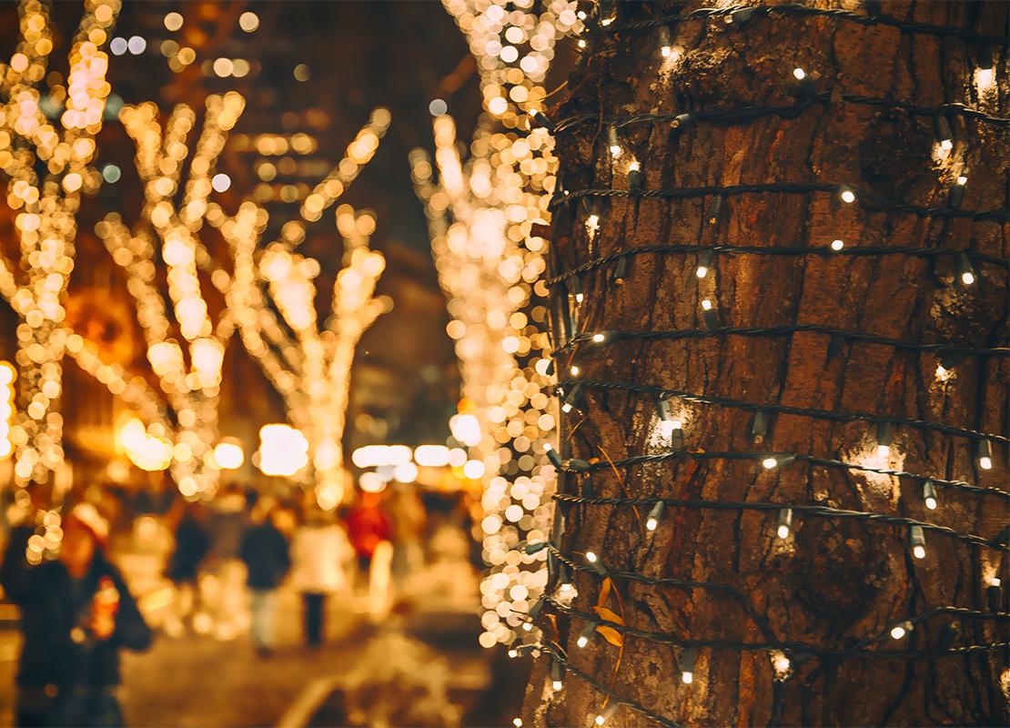 Lichtvorhang Foto: AdobeStock_EvgeniiAnd