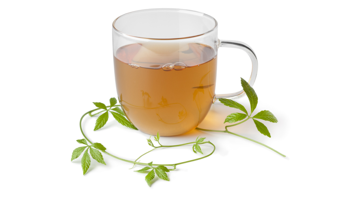 Jiaogulan als Tee