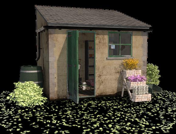 Gartenhaus-Vision Pixabay_Noupload
